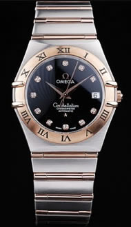 Omega Constellation fake